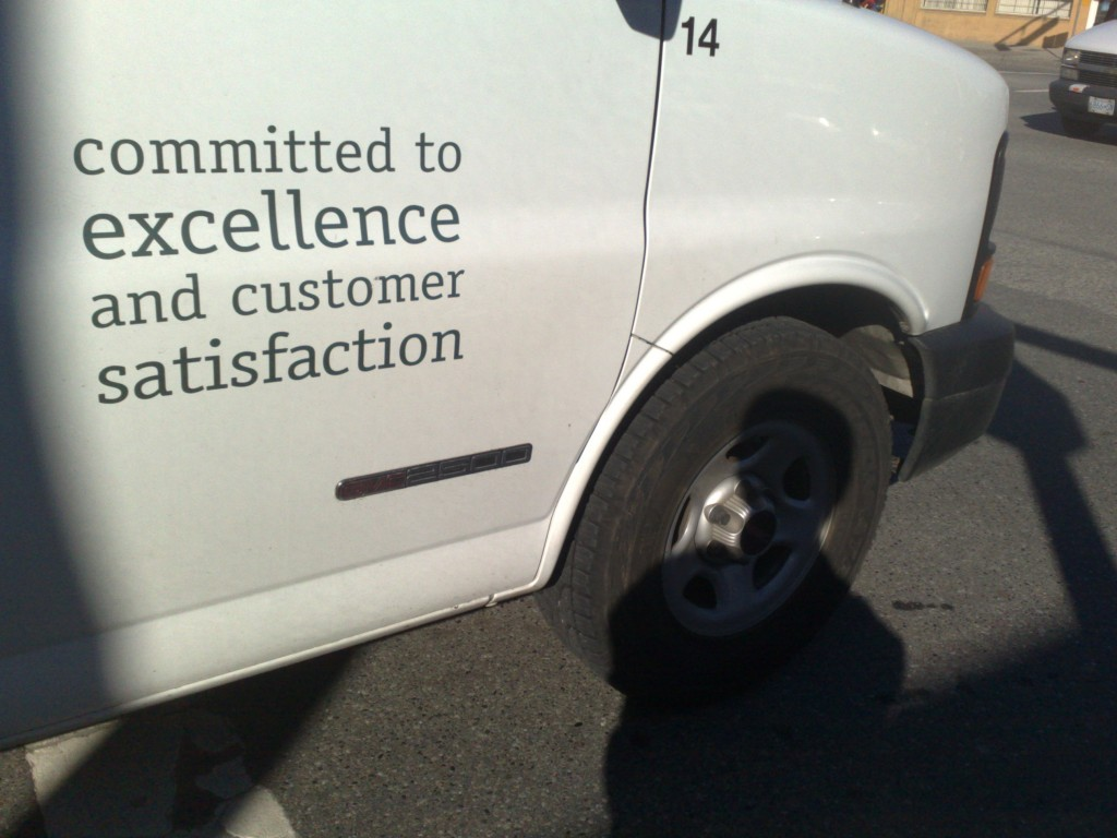 Project Administration and Customer Service